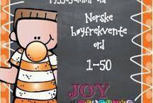 norsk barneskole