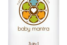 Shop Baby Mantra Products / Learn all about the natural ingredient, NPA-certified cosmetics designed by moms, for moms and their children!