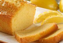 old fashion lemon bread