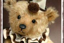 Beren voor in de verzameling