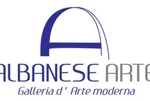 the gallery / The Albanese Art gallery was founded in 1986 in Matera. From the beginning it's based on honesty focusing his attention on continues artistic research.  Albanese Arte plays an important role for the cultural and artistic activity in the city of Matera organizing more than 200 personal exhibitions proposing international artists like Mario Schifano, Michelangelo Pistoletto, Andy Warhol, Carla accardi and following the development of new artistic languages about young contemporary artists.