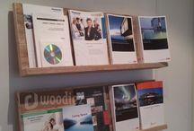 VERKOOP | Steigerhout ideeën / Met steigerhout kun je meer dan je denkt! Laat je hier inspireren door de verschillende mogelijkheden.