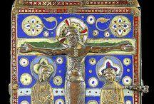 Limoges enamel - medieval