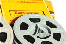 Cine & Video to Digital Transfer / Transferring cine, video and camcorder films  into digital format. Home movie digitisation