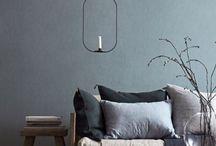 Farger/colors/tapet/wallpaper / Husbygging, veggfarger