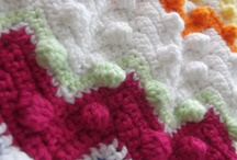 Needlework: Afghans / by Bonnie Eis