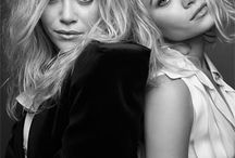 Ashley & Mary Kate Olsen