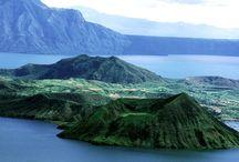 Favorite Places & Spaces / Breaches, Mountains