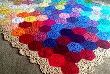 Crochet- blankets- rugs