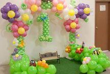 детский праздник оформление