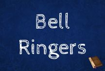 Bell Ringers / bell ringers - vocabulary, conventions practice, narratives