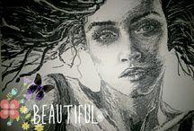 Мои рисунки / Мое творчество