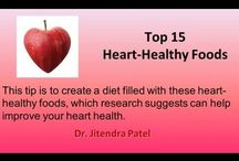 Heart Health Recipes / Heart Health Recipes. Foods and recipes that help build and support your heart.