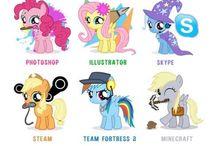 Mon Petit Poney / Little Pony