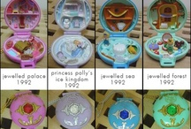 Childhood memories! / Things I loved growing up.