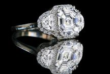 Eco Friendly Synthetic Diamond Rings