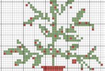 Cross Stitch - Mini Charts