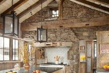 Stone & Farmhouse Design