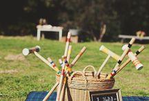 Wedding: Lawn Games