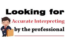 """Looking for """"Accurate Interpreting"""" by the professional"""