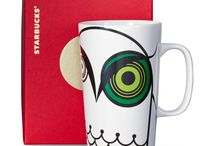 Starbucks Mugs Collection / by Audrey Lavigne