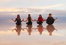 La Paz and Salt Flats of Uyuni Tour- Bolivia / This express tour of the Bolivian Salt Flats, Uyuni presents mesmerising spectacle of the Salt Flats and you also get a chance to breeze through the colourful capital city of La Paz.