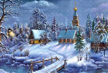 Christmas  / I love Christmas  <3