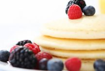 Pancakes  / The earliest and most widespread cereal food eaten in prehistoric societies