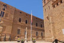 EL CONJUNTO MONUMENTAL DEL VISO DEL MARQUÉS / El Viso del Marqués es uno de los muchos pueblos de La Mancha. Tiene sin embargo un conjunto monumental, en el que destaca el palacio que lo hacen único e imprescindible.