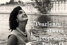Jacqueline kennedy / Her personal style is the best ever elegance and crassical in the world.