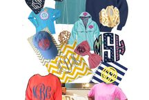 Monograms / by Andrea Morris