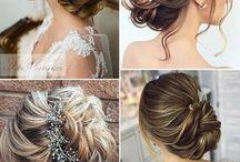 Esküvői haj,smink