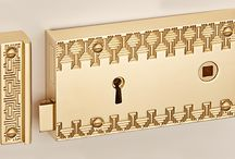 Décor Collection, from The Quality Lock Company, part of the Croft family