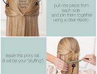 Hair Ideas / by Taylor Colvin