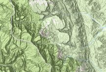 Topographic & Terrain Maps