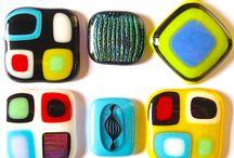 Glass Fusing / Glass fusing ideas, glass fusing, glass fusing pendants, glass art
