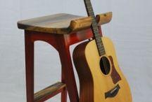 Guitarra apoya