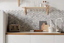 kjøkkenfliser