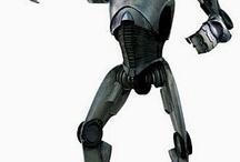 CIS - Separatist Army droids