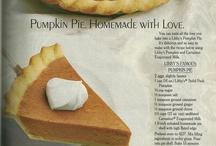 Pumkin Pie / by Kelly Dean-Vazquez