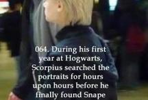 Harry Potter - Next Gen Headcanons