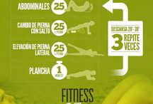 Ejercicios Fitness