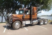 Brockway Trucks / by Larry Mean