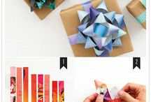 DIY: boxes, packing,