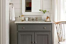 Wash Basin and Toilet Design