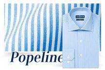 Tous nos tissages / Découvrez les différents tissus proposés par Café Coton pour ses collections de chemises !