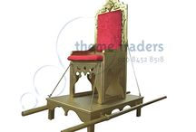 thrones / thrones and throne hire