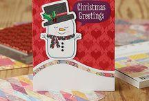Christmas cards / by DeAnn Helms