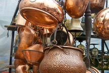 Copper Bronze Brass