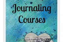 ART JOURNALS & JUNK BOOKS